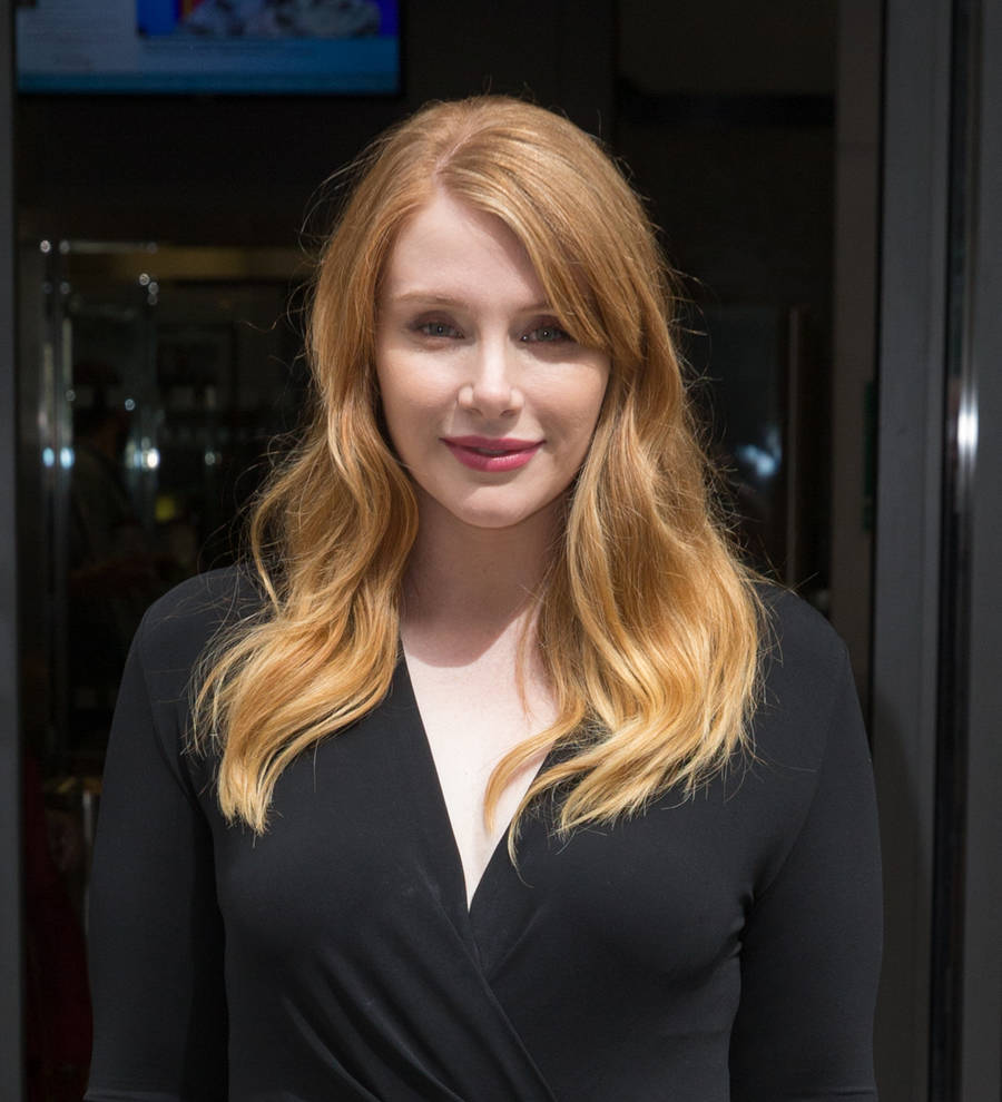 Young Bryce Dallas Howard naked (37 photos), Feet