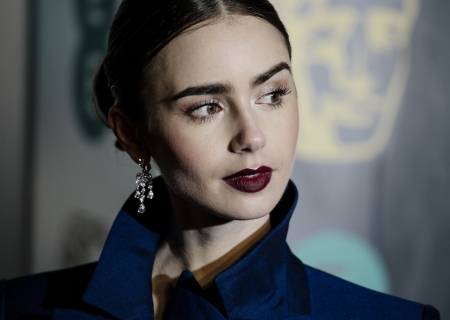 WOMEN WE LOVE: Lily Collins