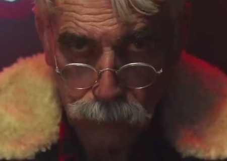 Sam Elliott Kills Hitler and Then Bigfoot To Save Mankind In Epic New Trailer!