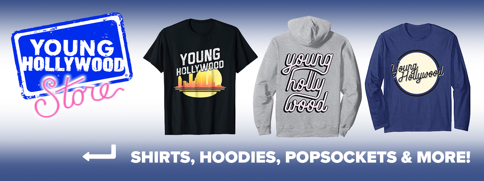 Purchase YH Gear Here!