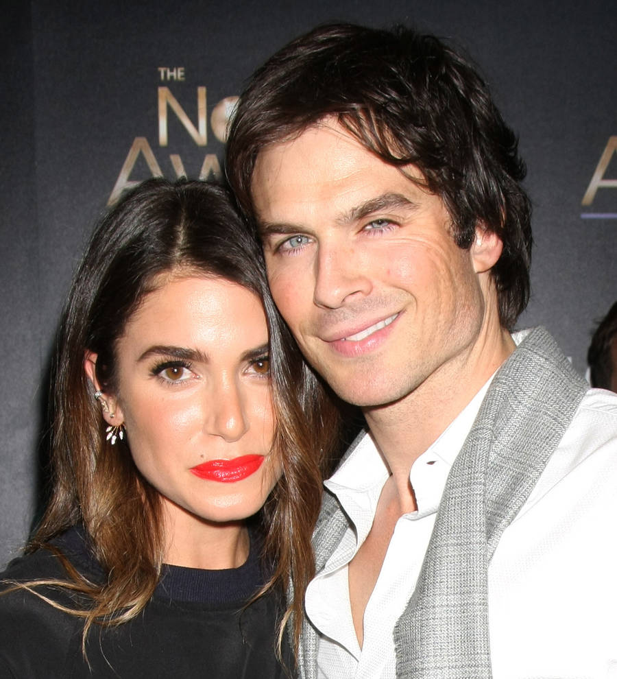 Ian somerhalder and nikki reed disguised secret wedding as a chic ian somerhalder and nikki reed disguised secret wedding as a chic barbecue young hollywood junglespirit Gallery