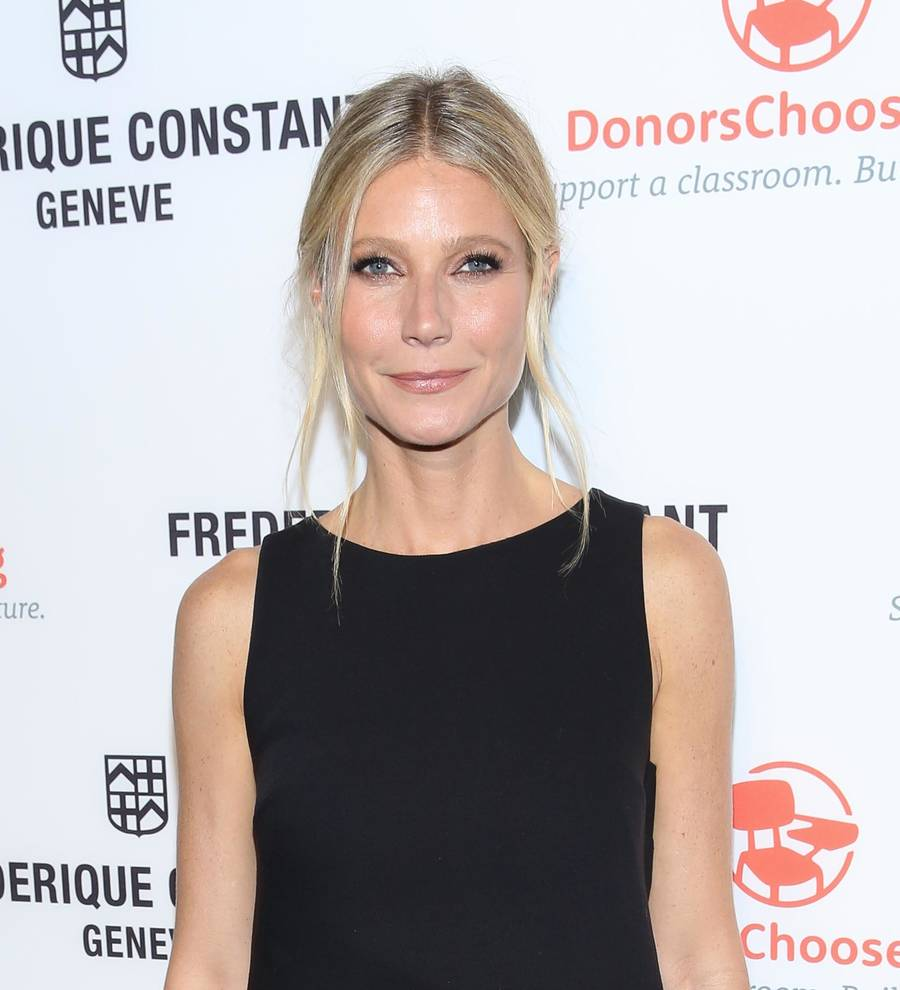 Young Hollywood Gwyneth Paltrow Has Never Liked Wearing