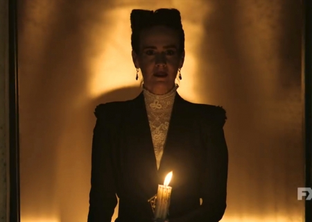 "Newly Released ""American Horror Story: Apocalypse"" Trailer (FINALLY) Shows First Clips of ""Coven""/""Murder House"" Crossover!"