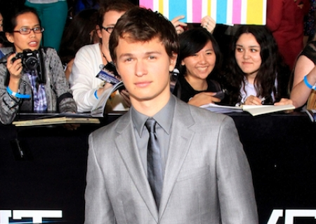 ARTIST TO WATCH: Ansel Elgort