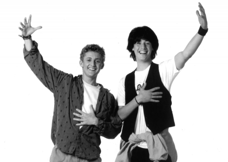 Bill & Ted Coming Back In The Not-Too-Distant Future!