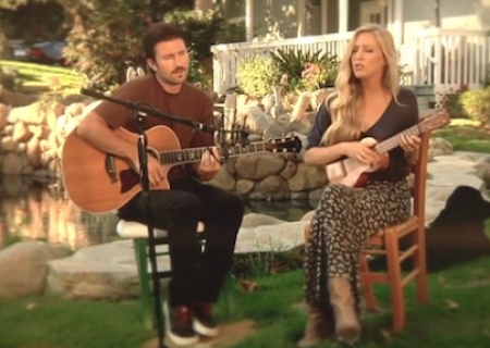 SUNDAY MUSIC VIDS: Brandon & Leah