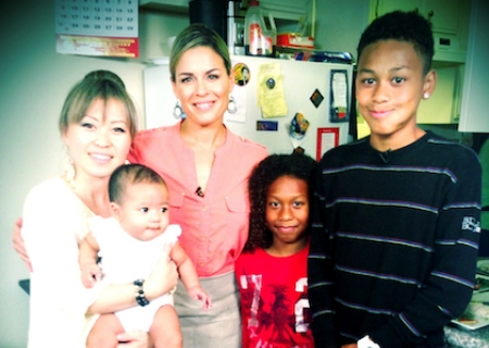 Home Cooking With Iron Chef Cat Cora!