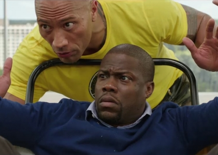 SECOND CHANCE CINEMA: 'Central Intelligence'