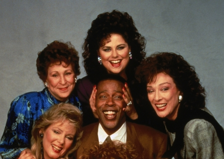 "CBS Reviving '80s/'90s Girl Power Classic ""Designing Women""!"