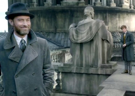 First 'Fantastic Beasts 2' Trailer Reveals Young Dumbledore & New Locations!