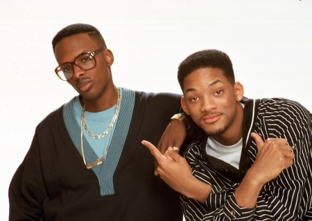 SUNDAY MUSIC VIDS: DJ Jazzy Jeff & The Fresh Prince