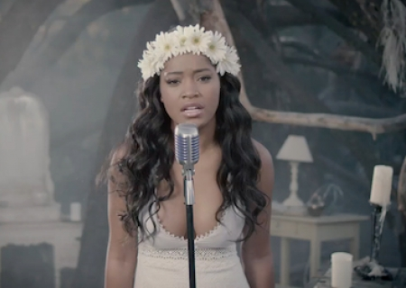 Keke Palmer Offers Sneak Peek of New Video for a Great Cause!