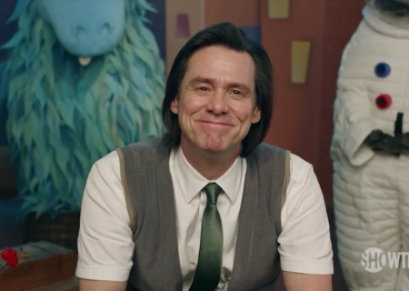 "Jim Carrey Returns to Television for Showtime's Surreal ""Kidding""!"