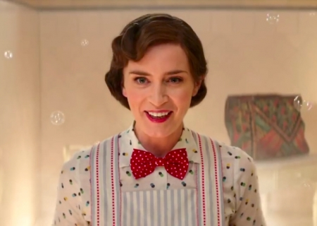 The New Trailer For 'Mary Poppins Returns' Just Dropped and We Are So Ready For Another Jolly Holiday!