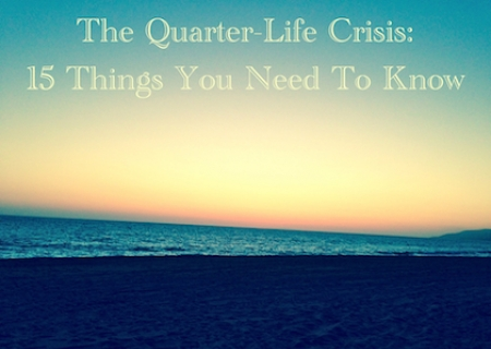 15 Tips to Conquer the Quarter-Life Crisis!