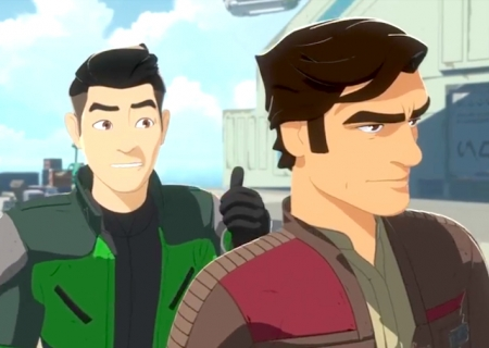 "Disney Releases First Look & Premiere Date for ""Star Wars: Resistance""!"