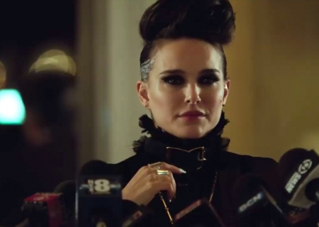 Natalie Portman Goes Off The Deep End In New 'Vox Lux' Trailer!