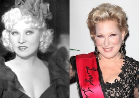 Bette Midler to Come Up & See HBO's Mae West Biopic!