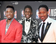 NBA's Donovan Mitchell, Victor Oladipo, & More Pick Their Top Players