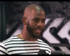 What Chris Paul Learned From Getting Slimed at Kids' Choice Sports Awards