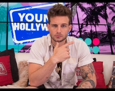 Younger's Nico Tortorella Gets Personal About Gender Fluidity