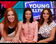 Joey King & Slender Man Cast Tell Their Deepest Fears