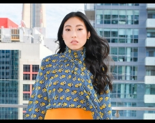 Did Crazy Rich Asians Star Awkwafina Ever Run Into Nicki Minaj At School?