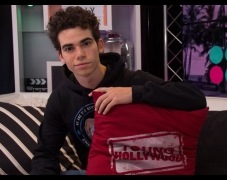 Cameron Boyce on Breakdancing, Thirst Project, & Photobombing Millie Bobby Brown