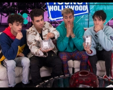 The Dobre Brothers Challenge Each Other in Truth or Dare