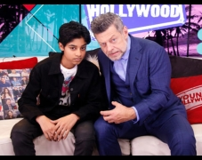 Andy Serkis & Mowgli Star Pick Animal Personalities For Celebs