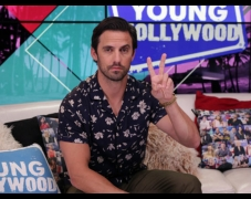 Milo Ventimiglia Talks Working With Jennifer Lopez In Second Act