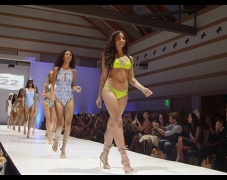 Summer Trends on the Runway at LA Swim Week