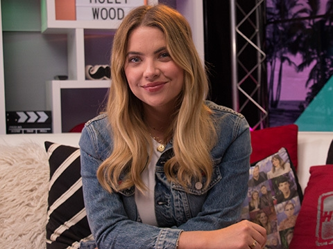 Ashley Benson Plays the Game of Firsts & Shares Why Filming Her Smell Was Dreamy
