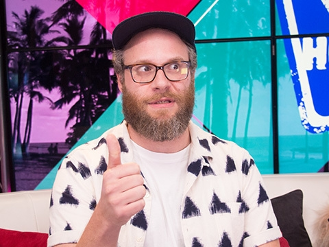 Why Seth Rogen Can't Stand Cruises Unless It's For His Role in Like Father