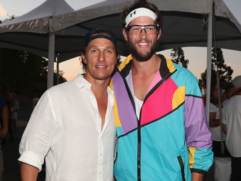 Clayton Kershaw & Matthew McConaughey's Thoughts On LeBron James