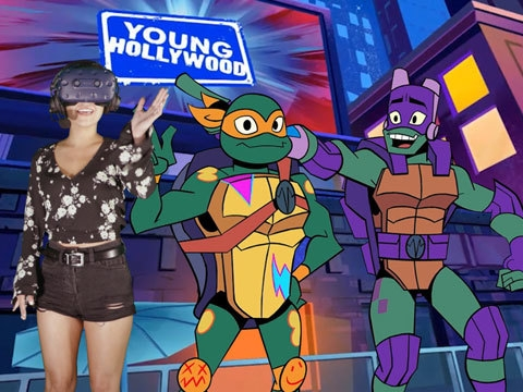 Inside the World of Rise of the Teenage Mutant Ninja Turtles
