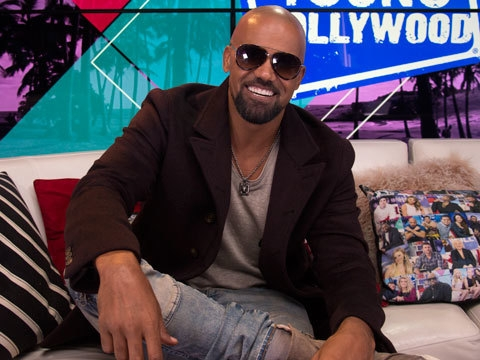 S.W.A.T.'s Shemar Moore Wants You To Be His Baby Girl