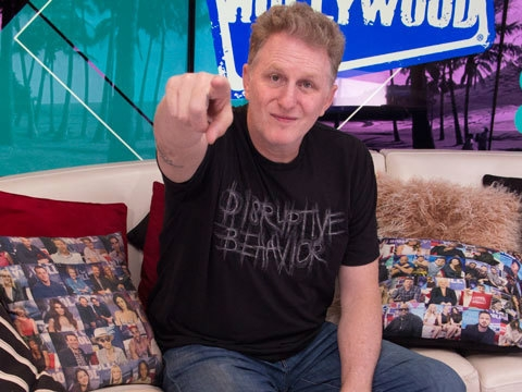 Michael Rapaport on Atypical, Lebron James, & Being a Belieber