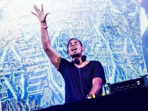 Afrojack's Global Remix Battle Is The Hogwarts For DJs