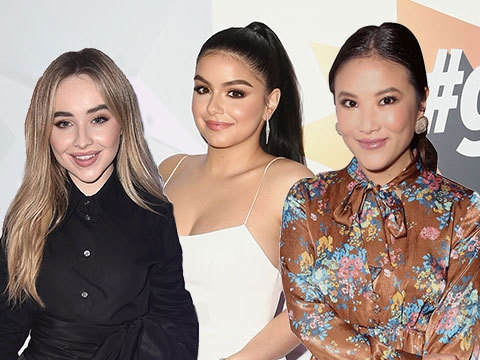 How Sabrina Carpenter, Ariel Winter, & More Empower Themselves