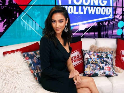 How Shay Mitchell Prepped For Creepy Role In The Possession of Hannah Grace